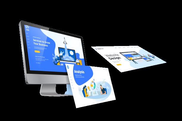 GOT TO media website design services